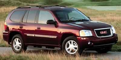 Used Car / Truck: 2002 GMC Envoy