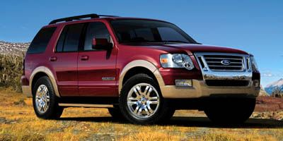 Used Car / Truck: 2008 Ford Explorer