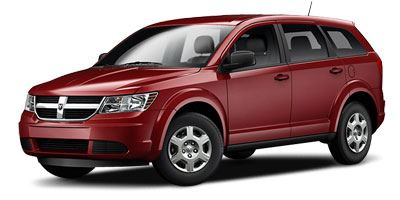 Used Car / Truck: 2010 Dodge Journey