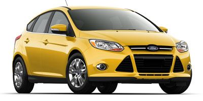 Used Car / Truck: 2012 Ford Focus