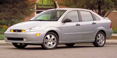 Used Car / Truck: 2002 Ford Focus