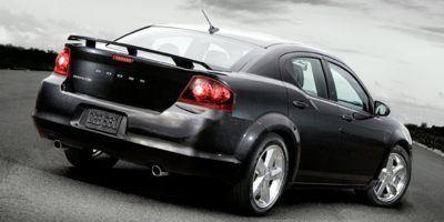Used Car / Truck: 2014 Dodge Avenger