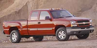Used Car / Truck: 2004 Chevrolet Silverado 1500