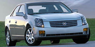 Used Car / Truck: 2007 Cadillac CTS Sedan
