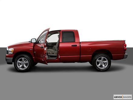 Used 2008 Dodge Ram 1500 SLT-BigHorn Quad Cab Auto Hemi-Pwr slider-Tow-Bedliner-20 in Prem wheels-Anti-spin [VIN: 1D7HA18208J159480] for sale in Portland, Oregon