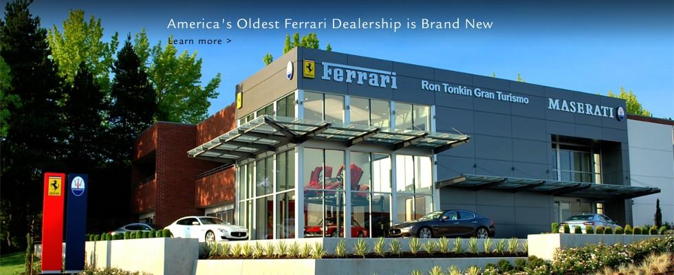 courtesy of Ron Tonkin Gran Turismo