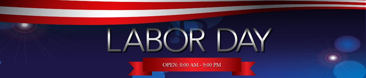 Labor Day Hours in Peoria AZ