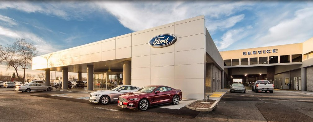 Geweke Ford - New and Used Fords in Yuba City, CA