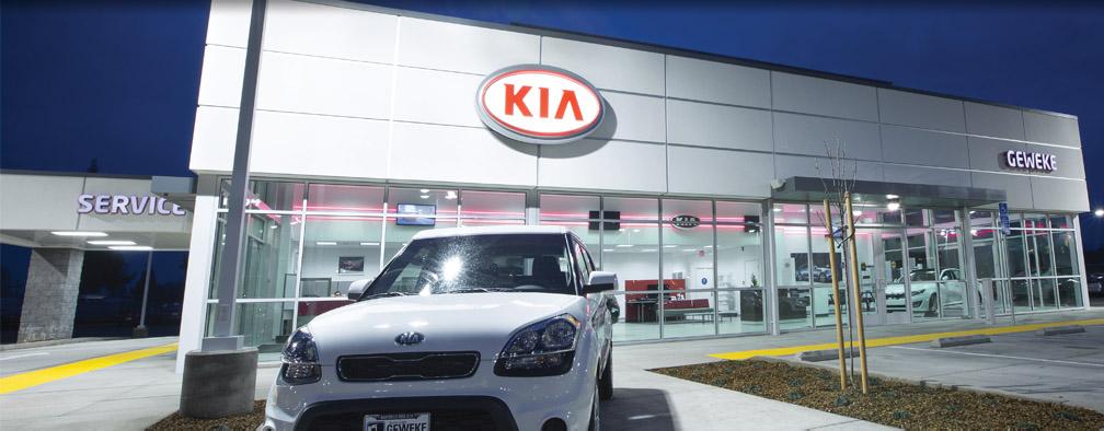 Geweke Kia - New and Used Kia vehicles in Yuba City, CA