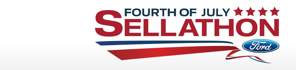 Ford's 4th of July Sellathon - June 23 - July 6 2015