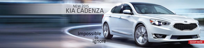 2015 Kia Cadenza