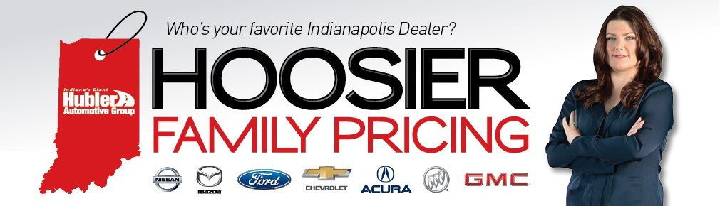 Hoosier Family Pricing at Hubler