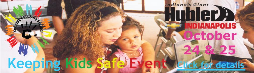 Keeping Kids Safe Event