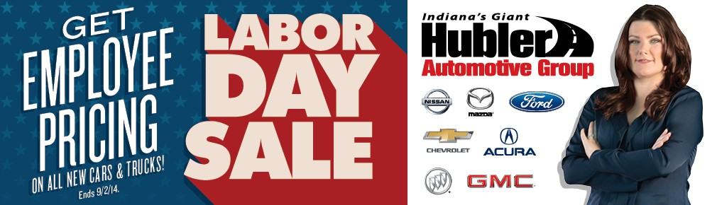 Auto Outlet Labor Day Sale