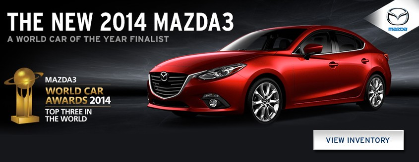 2014 Mazda3 World Car Award