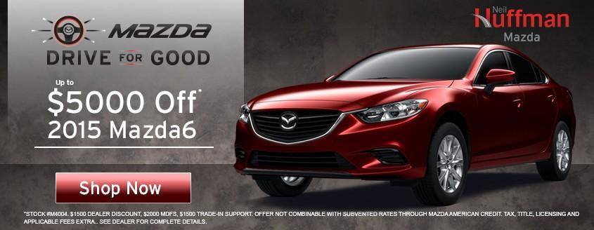 Mazda6 Special - Neil Huffman Mazda