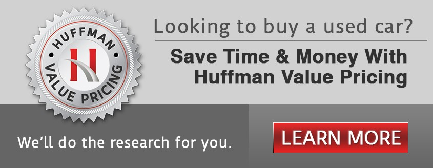 Huffman Value Pricing