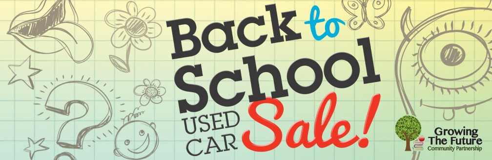 Shelor Motor Mile Back to School Used Car Sale!