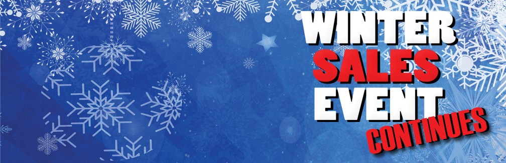 2016 Winter Sales Event