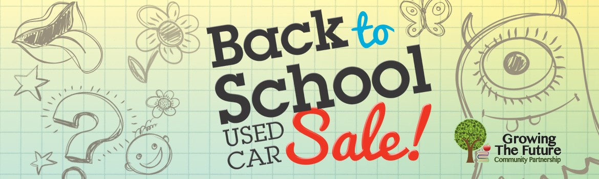 Shelor Motor Mile Back to School Used Car Sale!