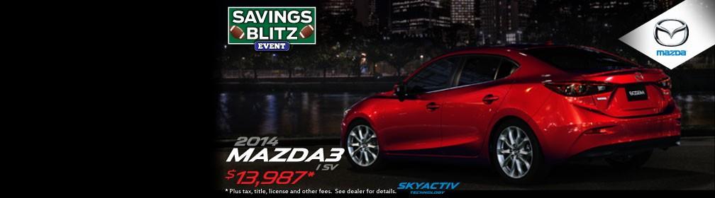 Auffenberg Mazda3