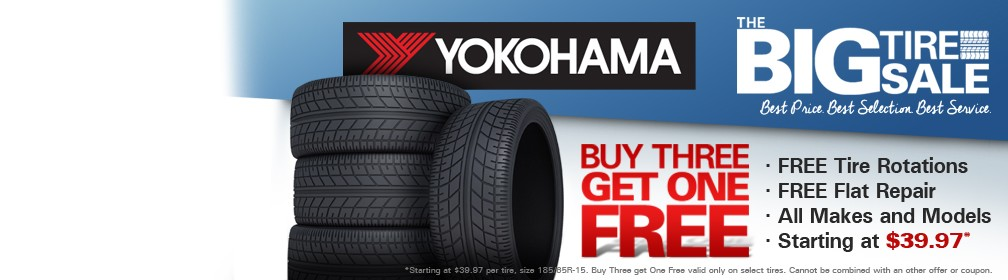 The Big Tire Sale