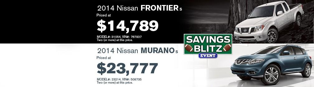 Auffenberg Nissan Murano Frontier