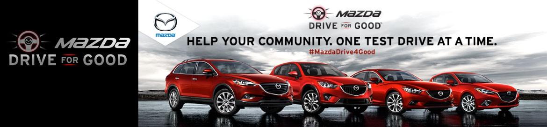 Auffenberg Mazda - Drive for Good