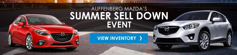 New Mazda Summer Sell Down Car Sale O'Fallon IL