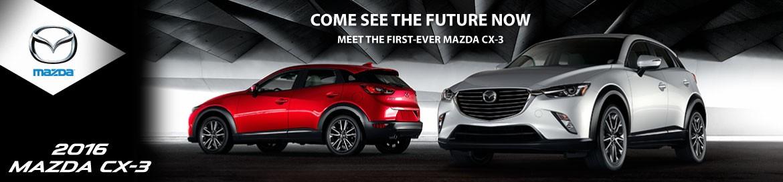 Auffenberg Mazda CX-3