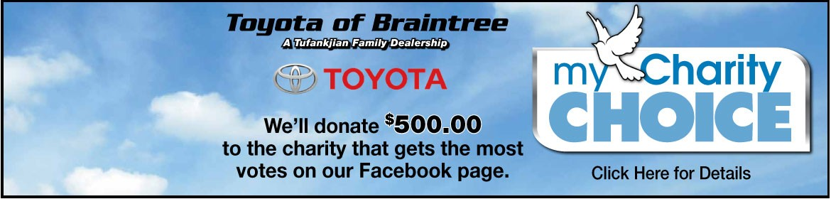 my charity toyota of braintree