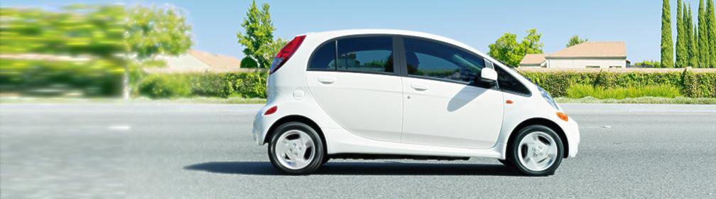 2014 Mitsubishi iMiev