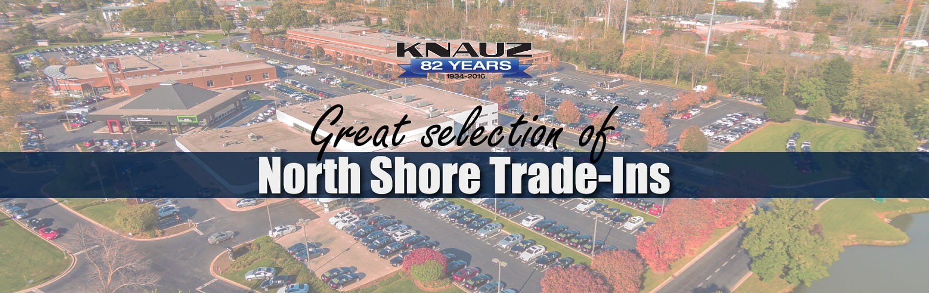 Knauz North Shore Trade-ins