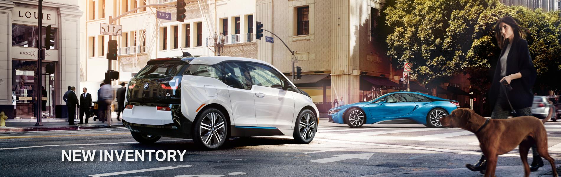 New BMW Inventory