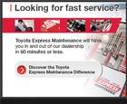 ToyotaExpressMaintenance