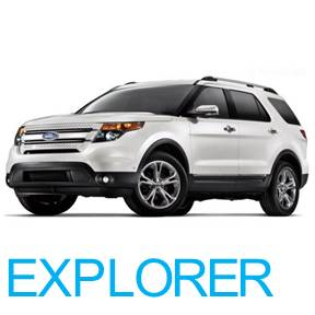 Ford Explorer Indianapolis