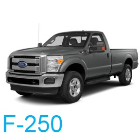 Ford F-250 Indianapolis