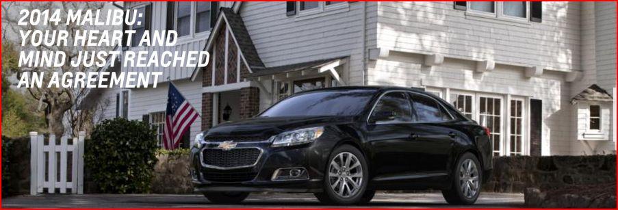 2014 Chevrolet Malibu Zero Down Lease Special