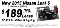Nissan Leaf Portland