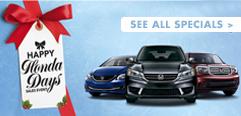 Honda Special Offers