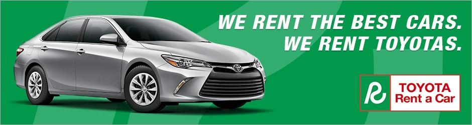 Toyota Rent A Car Program