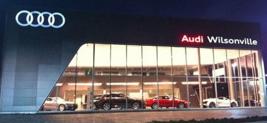 Ron Tonkin Family Of Dealerships Portland Oregon Service Centers - Audi wilsonville