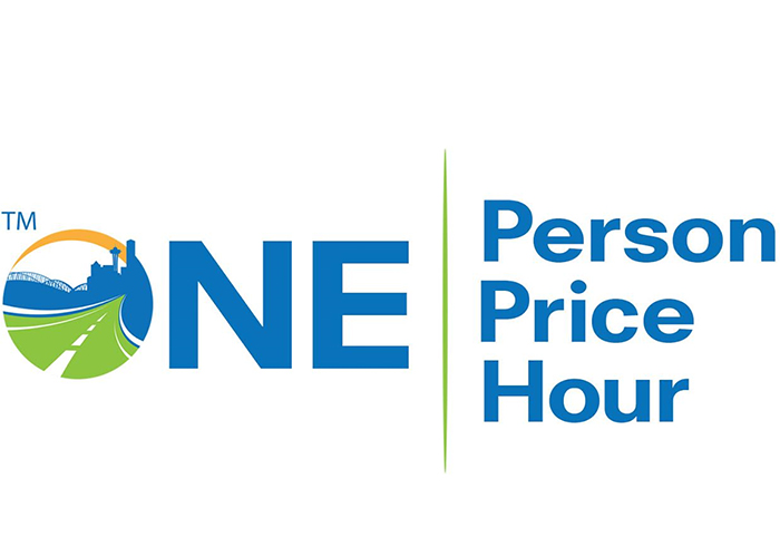ONE Person, ONE Price, ONE Hour