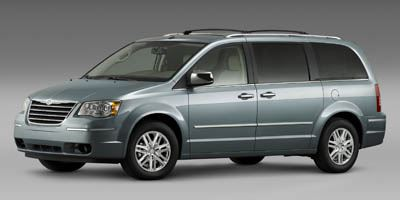 Used Car / Truck: 2008 Chrysler Town & Country