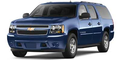Used Car / Truck: 2008 Chevrolet Suburban