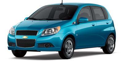 Used Car / Truck: 2009 Chevrolet Aveo