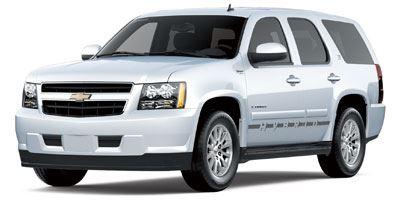 Used Car / Truck: 2009 Chevrolet Tahoe Hybrid
