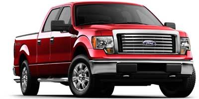 Used Car / Truck: 2010 Ford F-150