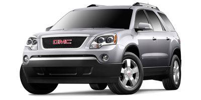 Used Car / Truck: 2012 GMC Acadia