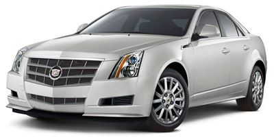 Used Car / Truck: 2010 Cadillac CTS
